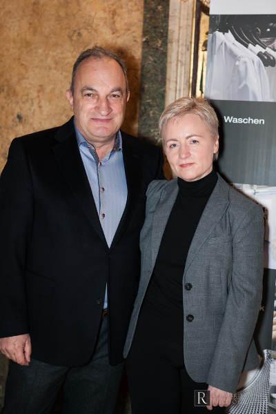 Roland und Grubdrun Hübner | Geschäftsleitung