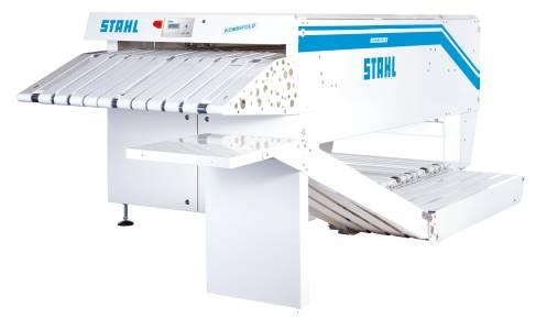 STAHL KOMBIFOLD Frottee-Faltmaschine